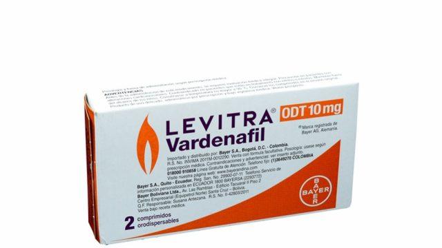 Levitra: un fármaco para la potencia