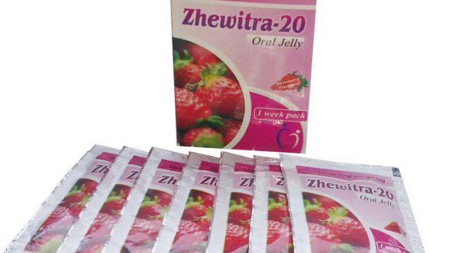Levitra Oral Jelly a recuperar su antigua fuerza