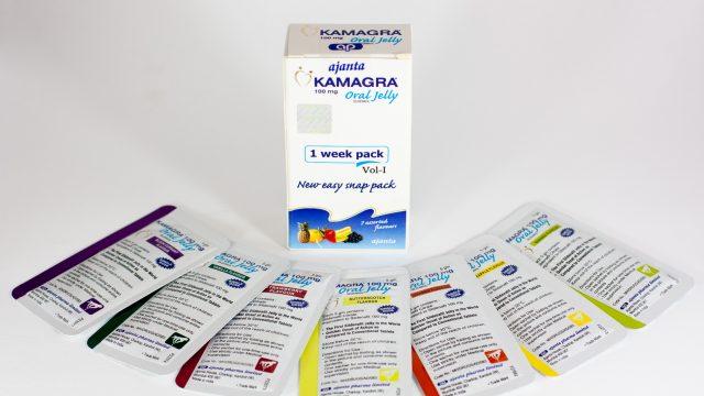 Preparaciones bajo la marca Kamagra